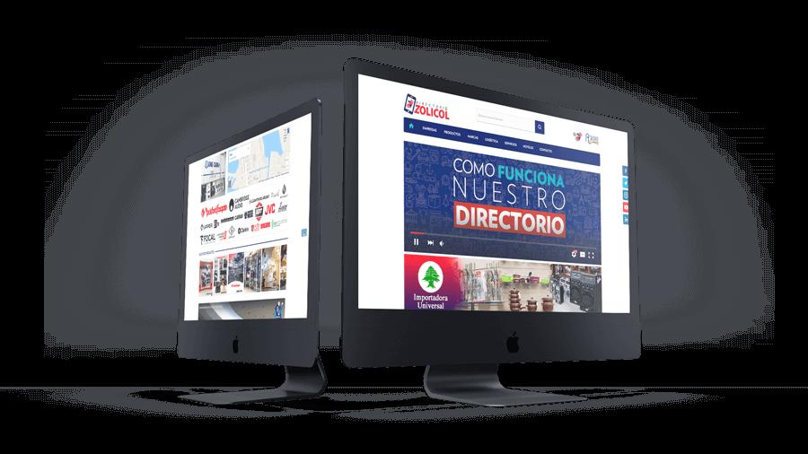 directoriozolicol.com | Directorio Zolicol de la Zona Libre de Colón | Diseño Web en Panamá