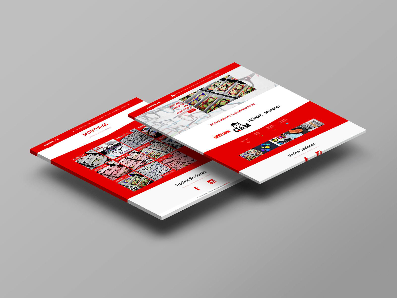 83pixeles | Aloaristi, S.A. | Diseño Web Adaptativo en Panamá