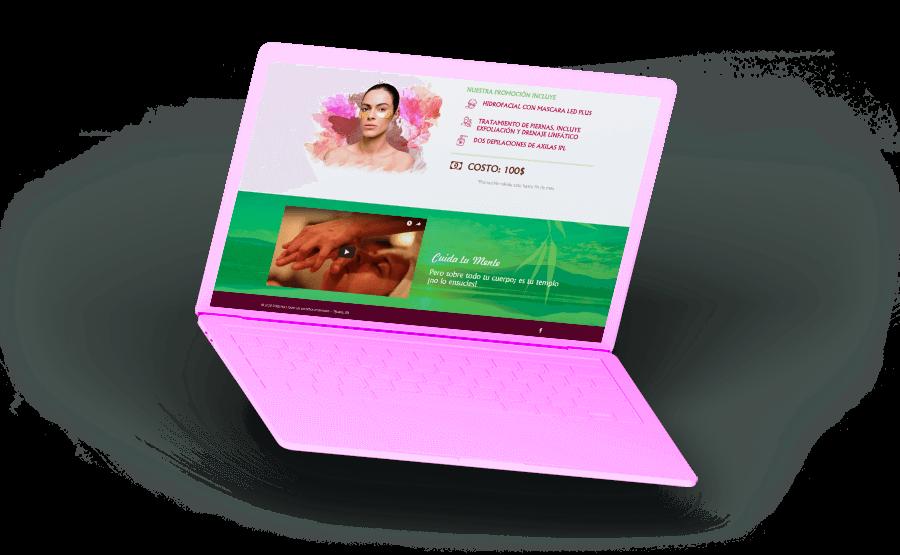 83pixeles | Spasima | Diseño web adaptativo en Wordpress
