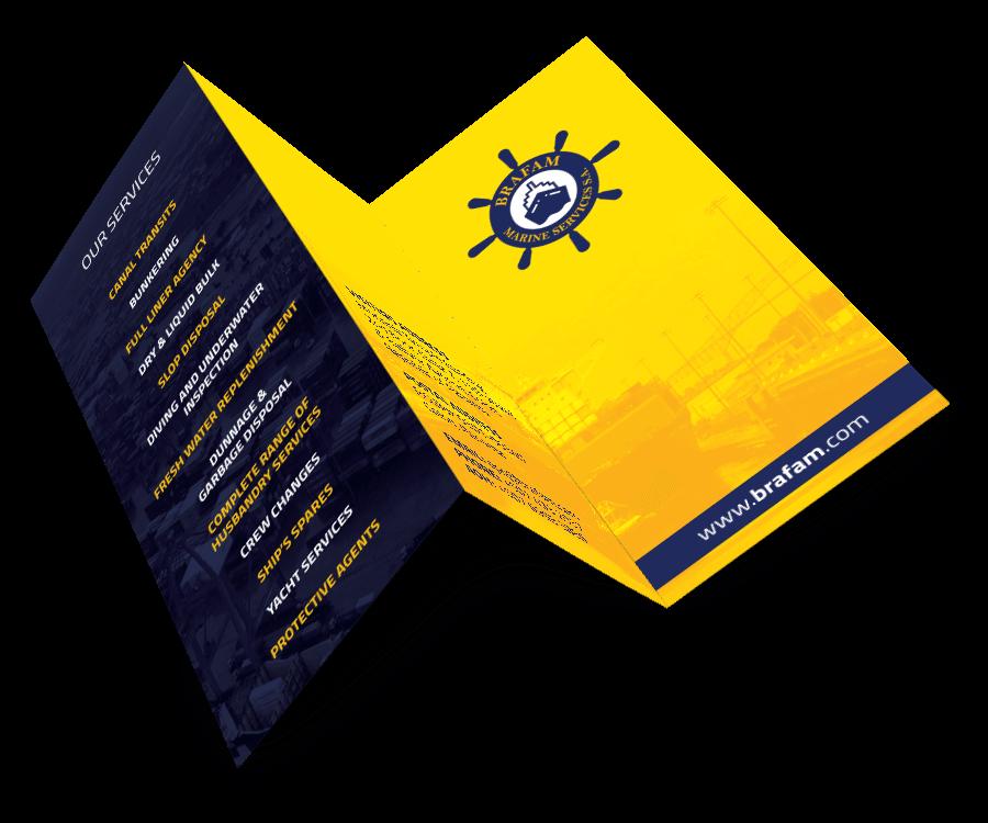 Brafam Marine Services | Brochure