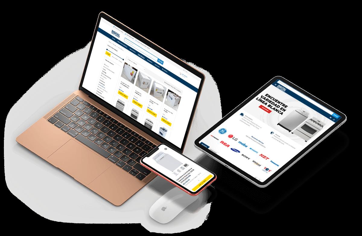 83pixeles   Digital Audio y Muebles   Diseño web adaptativo en WordPress – Woocommerce